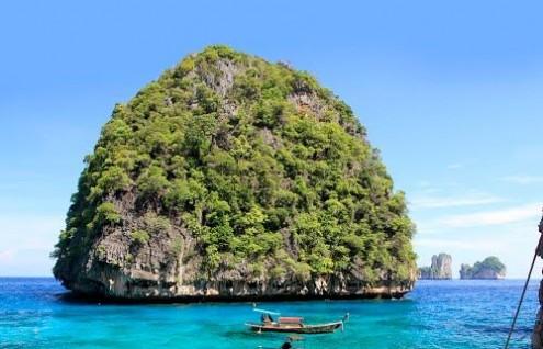 Tailandia - Phi Phi Island - Hasta Octubre