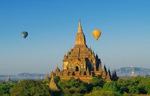 Myanmar - Hasta Marzo