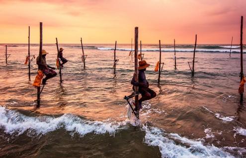 Sri Lanka Al Completo - Hasta Abril