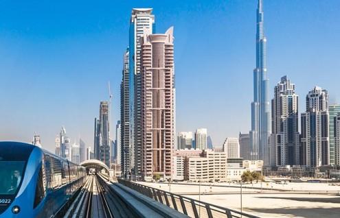 Dubai & Desierto - Hasta Octubre