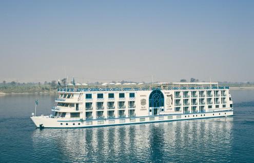 Egipto - Nilo En Crucero - Hasta Octubre