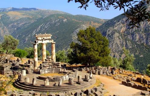Grecia: Circuito Delfos y Meteora - Hasta Octubre