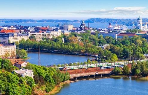Capitales Bálticas - Hasta Septiembre