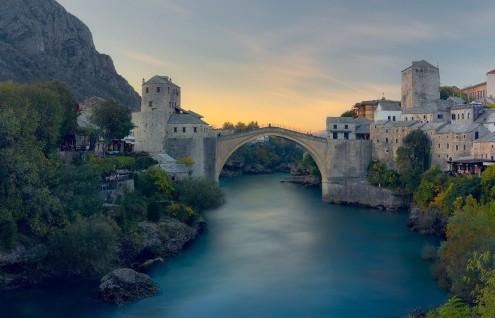 Perlas de Eslovenia, Bosnia & Croacia